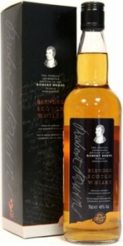 Robert Burns Blend, gift box