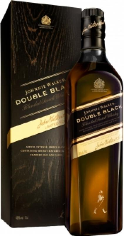 "Johnnie Walker, ""Double Black"", gift box"
