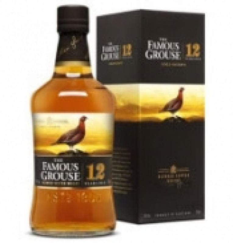 The Famous Grouse Gold Reserve 12 years old