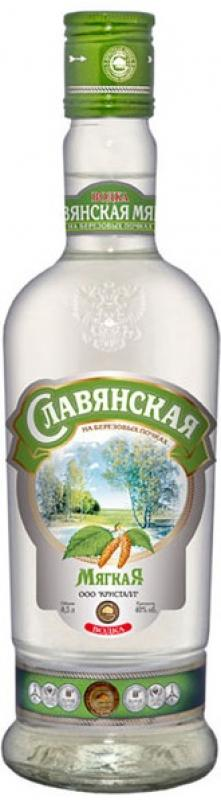 """Slavyanskaya"" Soft on Birch buds"