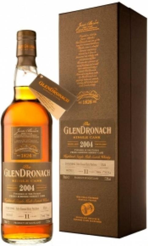 "Glendronach, ""Single Cask"" Pedro Ximenez Sherry Puncheon, 11 Years Old, 2004, gift box"
