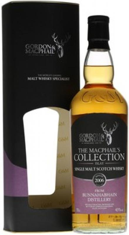 MacPhails Collection from Bunnahabhain, 2006, gift box