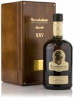 Bunnahabhain aged 25 years, in box