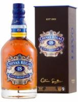Chivas Regal 18 years old, with box