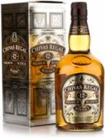 Chivas Regal 12 years old, with box