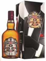 Chivas Regal 12 years old, gift box Patrick Grant