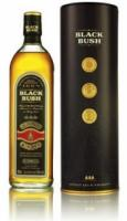Bushmills Black Bush, with metal box