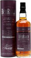 "Benriach ""Peated"", 35 Years Old, 1979, in tube"