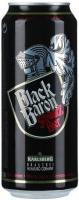 """Black Baron"" Schwarzbier, in can"