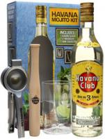 Havana Club Anejo 3 years with mojito kit