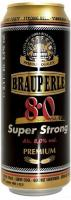 """Brauperle"" Strong, in can"