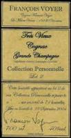 "Francois Voyer Lot №2 ""Collection Personnelle"""