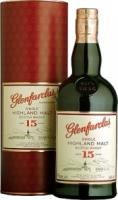 Glenfarclas 15 years, in tube