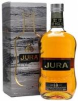 Isle Of Jura 10 Years Old, gift box