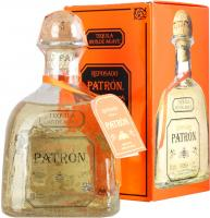 """Patron"" Reposado, metal box"