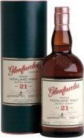 Glenfarclas 21 years, In Tube
