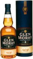 Glen Moray 8 years, in tube