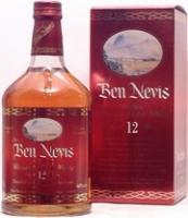 Dew of Ben Nevis, 12 Years Old Deluxe Blend, gift box