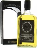 "Cadenhead, ""Glen Moray"" 17 Years Old, gift box"