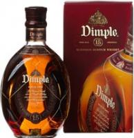Dimple 15 Years Old, gift box