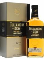Tullamore Dew 10 Years Old, gift box