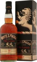"""Whyte & Mackay"" Old Luxury 19 years old, gift box"