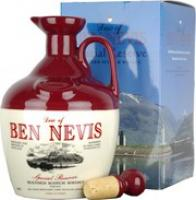 Dew of Ben Nevis, Special Reserve, ceramic decanter & gift box