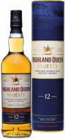 """Highland Queen"" Majesty, 12 Years Old, in tube"