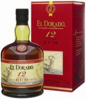 """El Dorado"" 12 Years Old, gift box"
