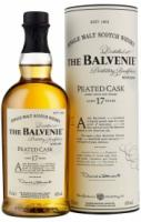 Balvenie Peated Cask, 17 Years Old, gift tube