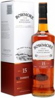 "Bowmore ""Darkest"" 15 years old, gift box"