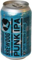 "BrewDog, ""Punk"" IPA, in can"