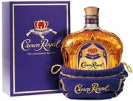 """Crown Royal"", gift box"