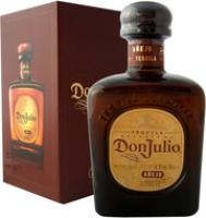 Don Julio Anejo, with box