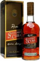"Santiago de Cuba, ""Anejo Superior"", 12 years old, gift box"