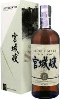 """Nikka"" Miyagikyo 15 Years Old, gift box"