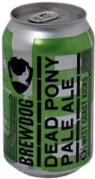 "BrewDog, ""Dead Pony"", in can"