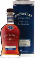 """Appleton Estate"" 21 Years Old, in tube"