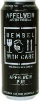 """Bembel With Care"" Apfelwein-Pur, in can"