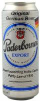 "Paderborner"" Export, in can"