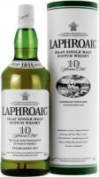 Laphroaig Malt 10 years old, with box