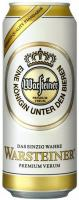"""Warsteiner"" Premium Verum, in can"