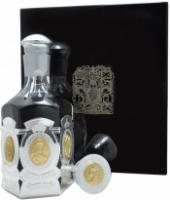 "Glenfiddich Hart Brothers, ""Dynasty Decanter"" 42 Years Old, 1964, gift box"