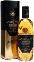 """The Antiquary"" 12 years old, gift box"