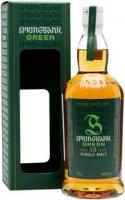 Springbank Green, 13 Years Old, gift box