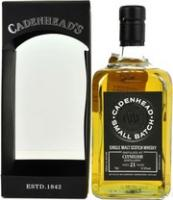 "Cadenhead, ""Clynelish"" 21 Years Old, gift box"