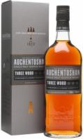 "Auchentoshan, ""Three Wood"", gift box"