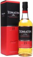 Tomatin 15 Years Old, gift box