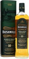 Bushmills Malt 10 Years Old, with box