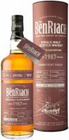 "Benriach ""Tawny Port Finish"", 27 Years Old, 1987, in tube"